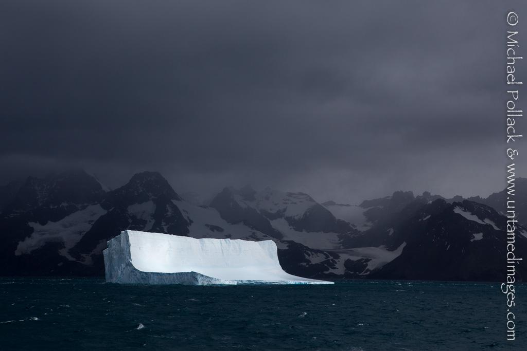 Angular Iceberg